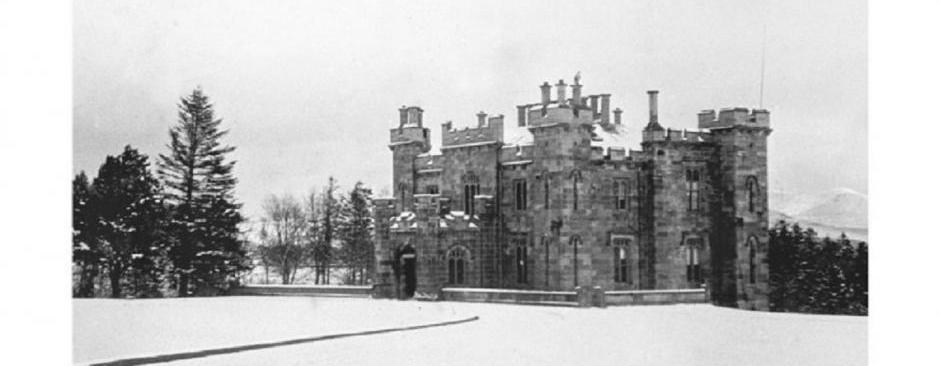 Torrisdale Castle circa 1815