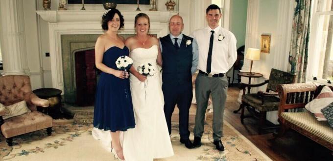 Torrisdale Castle wedding