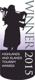 Highlands and Islands Tourism Award Winners 2015